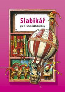 Obrázok Slabikář pro 1. ročník základní školy