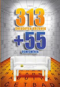 Obrázok 313 švédských křížovek + 55 osmisměrek