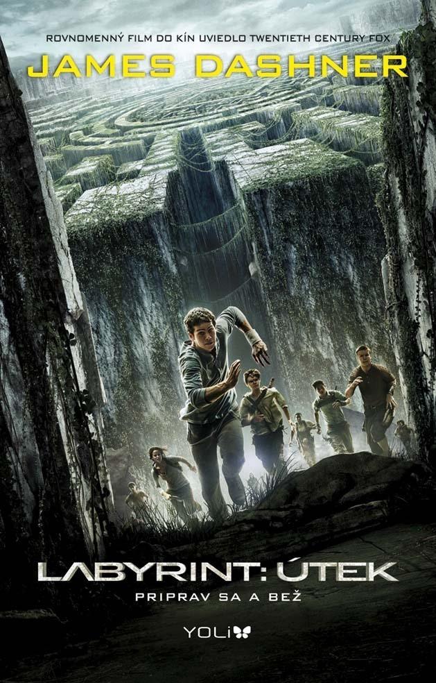 Labyrint - James Dashner