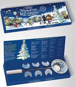 Obrázok Tradiční vánoční lití olova