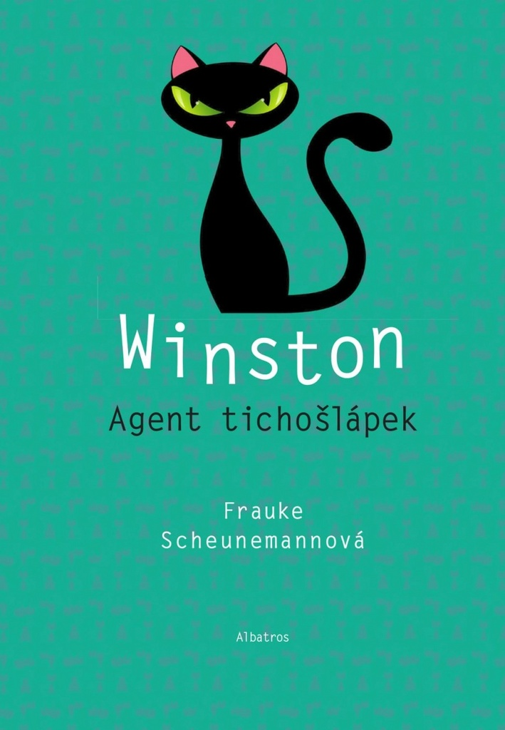 Winston Agent tichošlápek - Frauke Scheunemannová