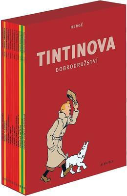 Obrázok Tintinova dobrodružství