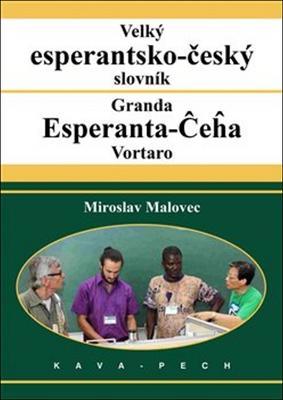 Obrázok Velký esperantsko-český slovník