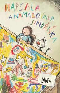 Obrázok Napsala a namalovala Jindřiška
