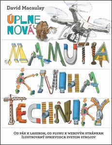 Obrázok Úplne nová Mamutia kniha techniky