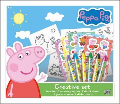 Obrázok Kreativní set Peppa Pig