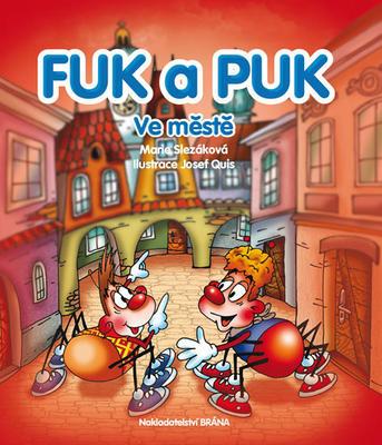 Fuk a Puk ve městě (2. díl)