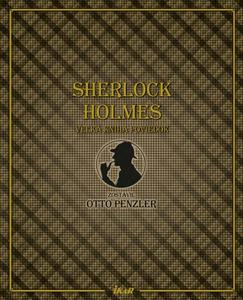 Obrázok Sherlock Holmes, veľká kniha poviedok