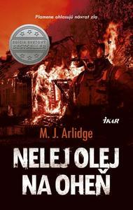 Obrázok Nelej olej na oheň (Helen Grace 4. diel)