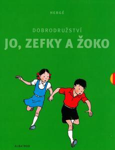 Obrázok Dobrodružství Jo, Zefky a Žoko