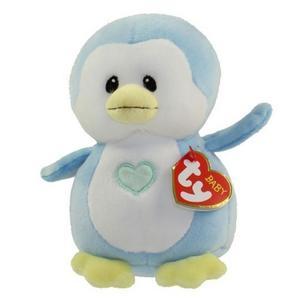 Obrázok Baby Ty Twinkles modrý tučňák 15 cm