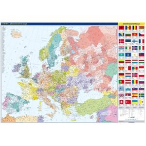 Obrázok Svět nástěnná politická mapa