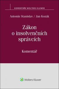 Obrázok Zákon o insolvenčních správcích