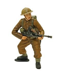 Obrázok Britský voják – západní Evropa 1944