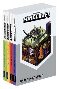Obrázok Minecraft Hráčská kolekce 1-4 BOX