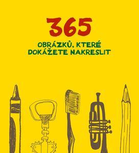 Obrázok 365 věcí, které dokážete nakreslit