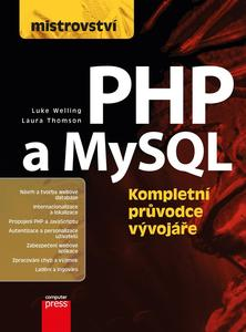 Obrázok Mistrovství PHP a MySQL