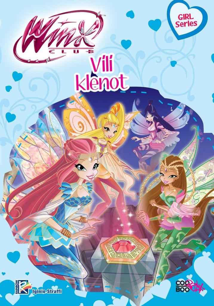 Winx Girl Series Vílí klenot (4) - Iginio Straffi