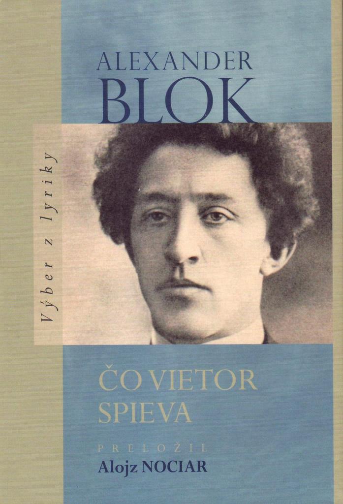 Čo vietor spieva - Alexander Blok