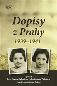 Obrázok Dopisy z Prahy 1939-1941