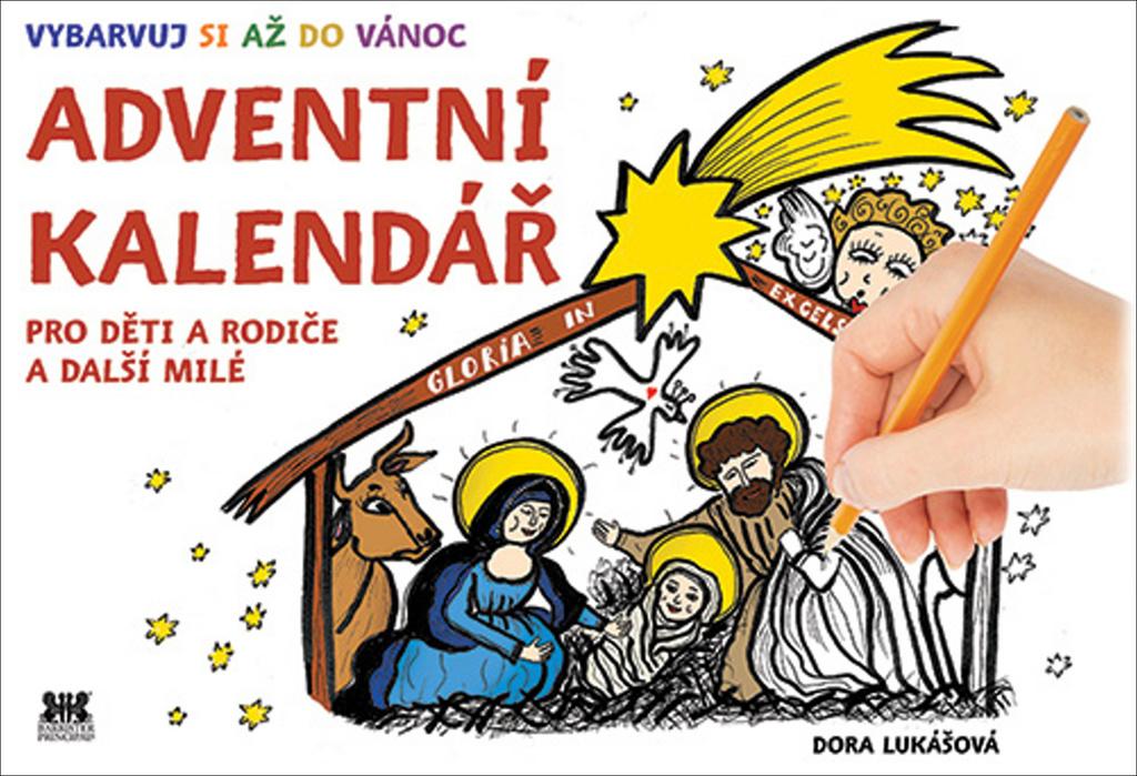 Adventní kalendář - Dora Lukášová