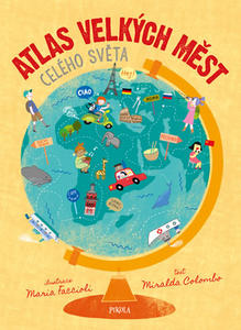 Obrázok Atlas velkých měst celého světa
