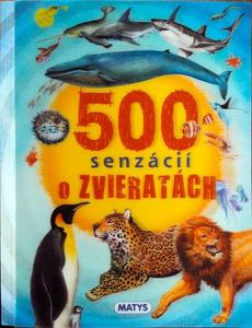 Obrázok 500 senzácií o zvieratách