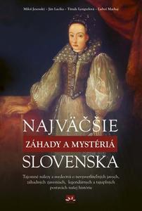 Obrázok Najväčšie záhady a mystériá Slovenska