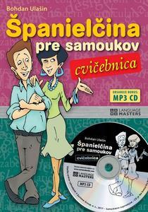 Obrázok Španielčina pre samoukov cvičebnica + CD