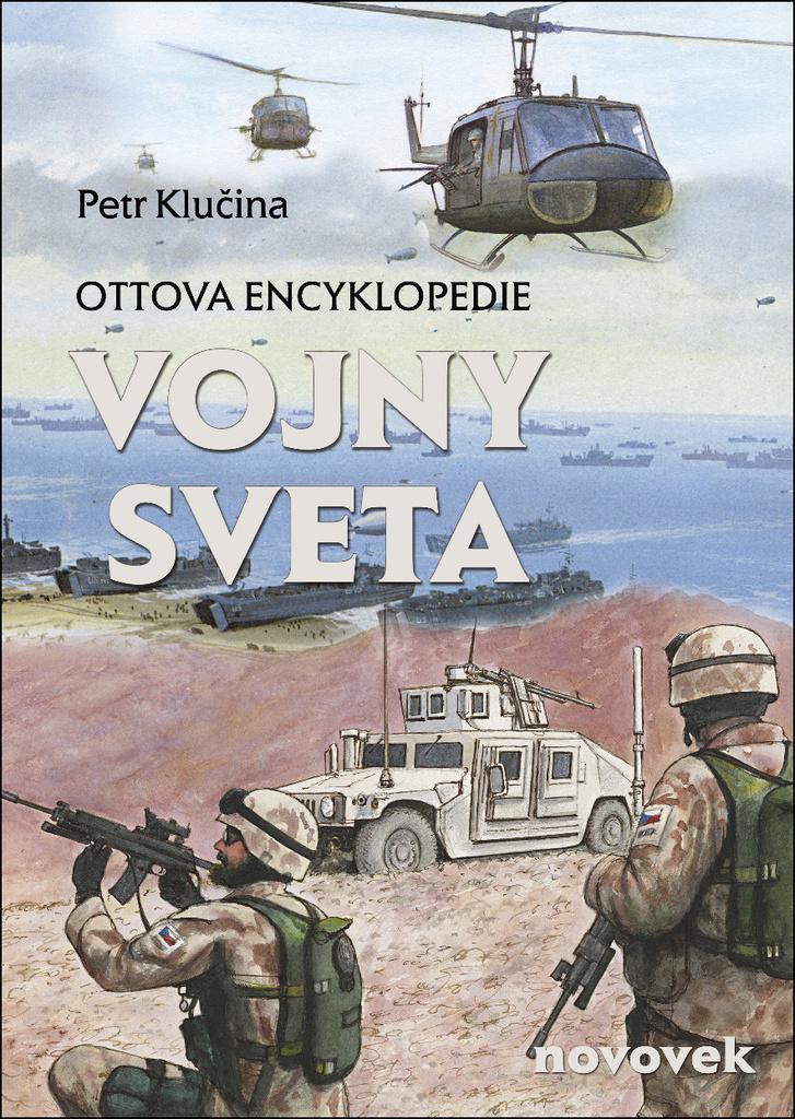 Vojny sveta, novovek - Petr Klučina