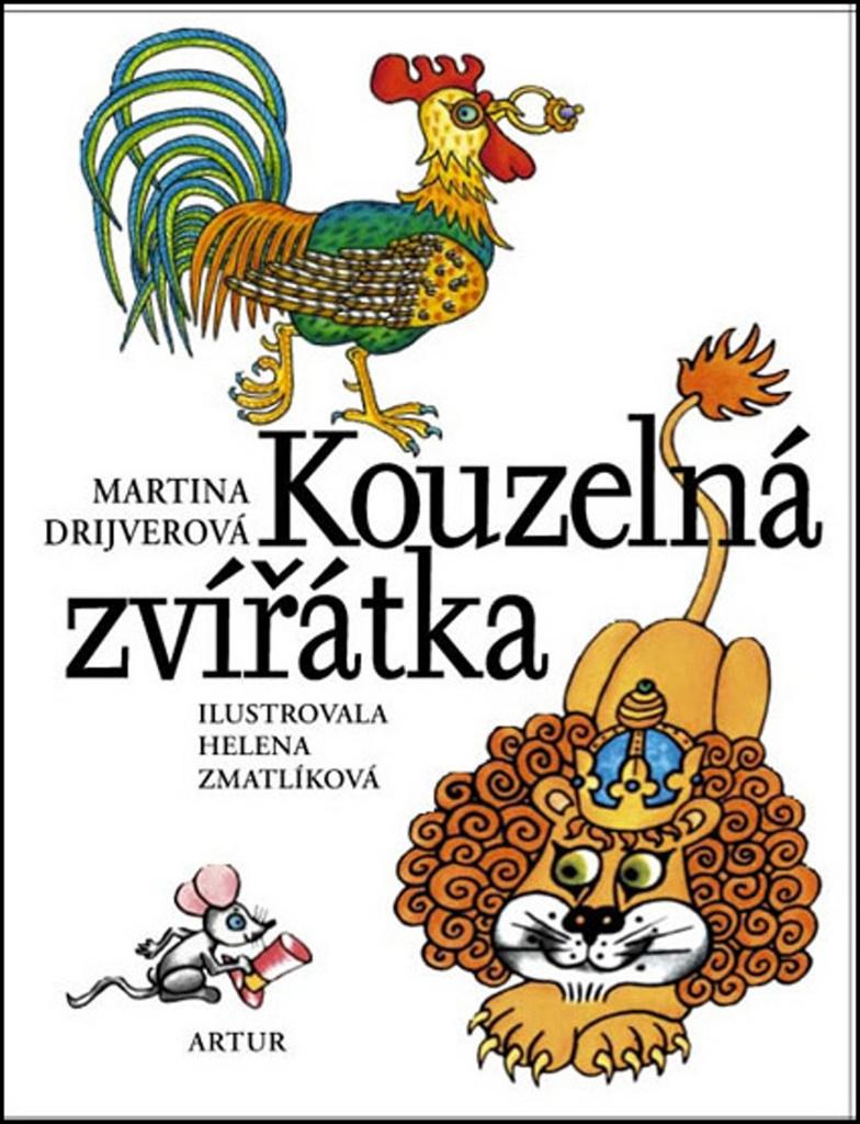 Kouzelná zvířátka - Martina Drijverová