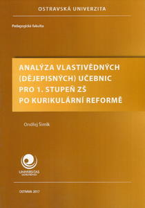 Obrázok Analýza vlastivědných (dějepisných) učebnic pro 1. st. ZŠ po kurikulární reformě