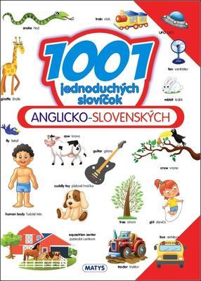 Obrázok 1001 jednoduchých slovíčok