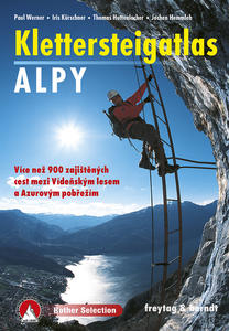 Obrázok Klettersteigatlas Alpy