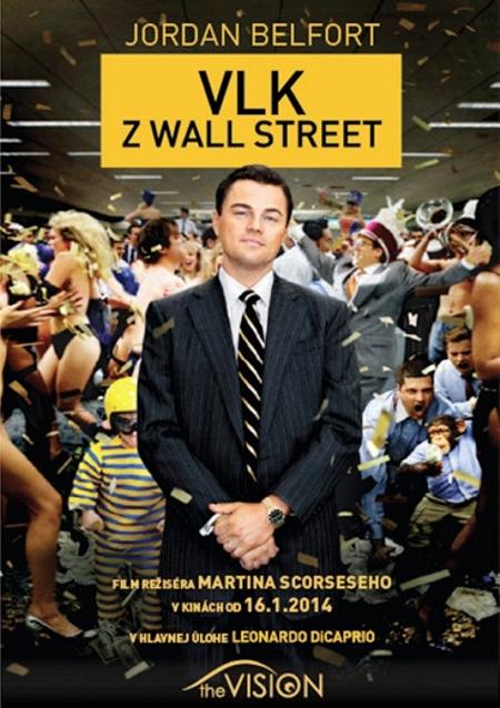 Vlk z Wall Street - Jordan Belfort