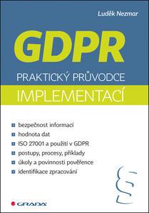 Obrázok GDPR Praktický průvodce implementací
