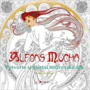 Obrázok Alfons Mucha Vytvořte si vlastní mistrovská díla