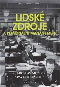Obrázok Lidské zdroje a personální management