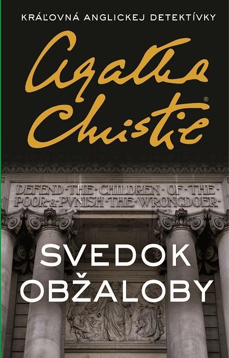 Svedok obžaloby - Agatha Christie