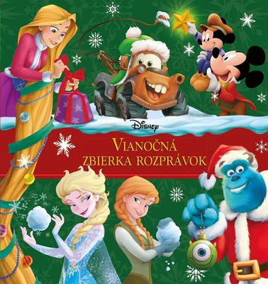 Obrázok Vianočná zbierka rozprávok