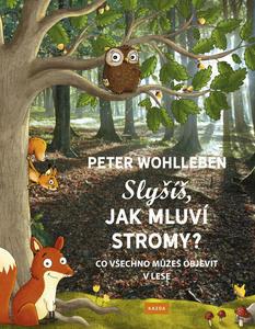 Obrázok Slyšíš, jak mluví stromy?