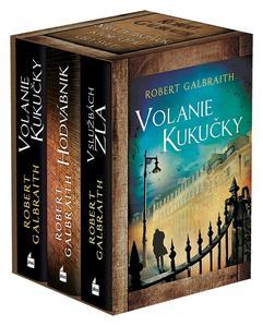 Obrázok Hodvábnik, Volanie Kukučky, V službách zla BOX (pseudonym J.K. Rowlingové)