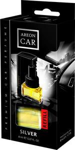 Obrázok AREON CAR SILVER BLACK náplň