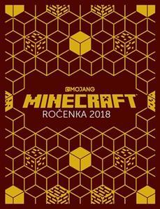 Obrázok Minecraft Ročenka 2018