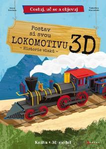 Obrázok Postav si svou lokomotivu 3D