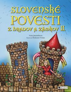 Obrázok Slovenské povesti z hradov a zámkov II
