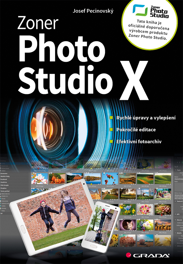 Zoner Photo Studio X - Josef Pecinovský