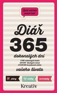 Picture of Diář 365 dokonalých dní