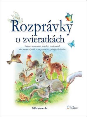 Obrázok Rozprávky o zvieratkách