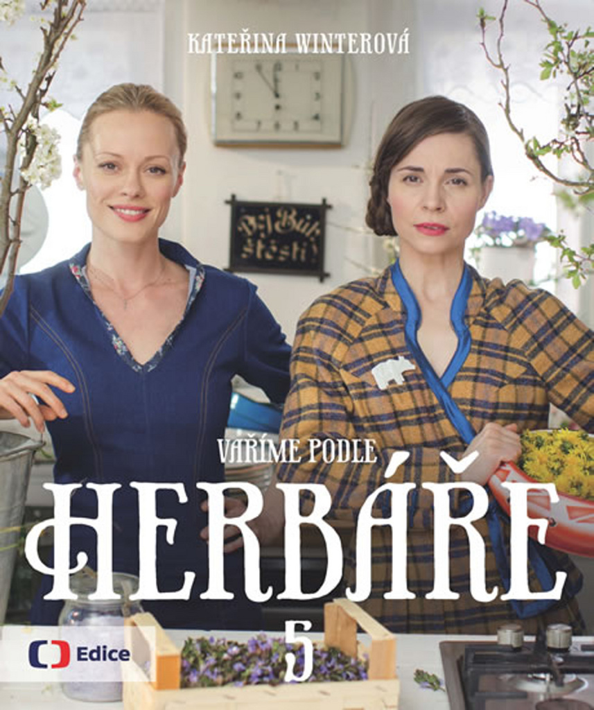 Vaříme podle Herbáře 5 - Linda Rybová, Kateřina Winterová